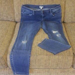 NY&C Skinny Jeans